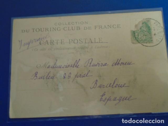 Postales: (PS-65075)POSTAL DE MENTON-FRANCIA.PRINCIPIOS DE SIGLO - Foto 2 - 255577330
