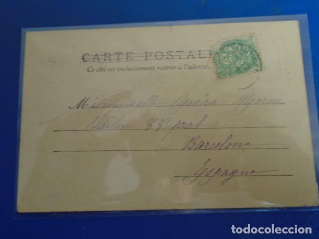 Postales: (PS-65074)POSTAL DE TYPE DU CENTRE-FRANCIA.PRINCIPIOS DE SIGLO - Foto 2 - 255577565