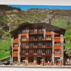 Postais: ANDORRA - CANILLO - HOTEL PELLISSE - P50275. Lote 256011220