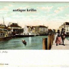 Postales: SUIZA / RORSCHACH , HAFEN / EDICION KÜNZLI-TOBLER Nº 1450. Lote 257649275