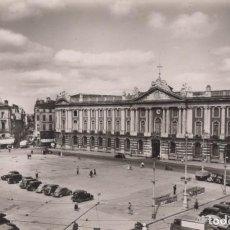 Postales: POSTAL FRANCIA - TOULOUSE - PLACE DU CAPITOLE - HOTEL DU VILLE 1750 - LABOUCHE - CIRCULADA. Lote 260322515