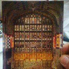 Cartes Postales: POSTAL ST. GEORGE'S CHAPELA WINDSOR S/C. Lote 260573975