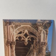 Postales: PORTUGAL= BUSSACO/ PALACE HOTEL/ SIN CIRCULAR /(D.253). Lote 261578740
