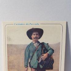Postales: 22- COSTUMES DO PASADO/ VENDEDOR DE AZEITE/ SIN CIRCULAR /(D.253). Lote 261579075