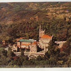Postales: PORTUGAL/ BUSSACO/ PALACE HOTEL/ SIN CIRCULAR /(D.253). Lote 261580375