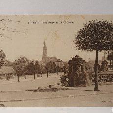 Postales: METZ/ ORIGINAL DE ÉPOCA/ CIRCULADA /(D.257). Lote 261638555