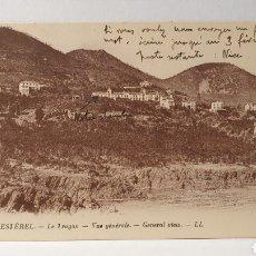 Postales: L'ESTÉREL/ ORIGINAL DE ÉPOCA/ ESCRITA /(D.257). Lote 261638625