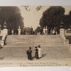 Postales: SAIND CLOUD/ ORIGINAL DE ÉPOCA/ CIRCULADA /(D.257). Lote 261638930