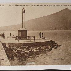 Postales: LA SAVOIE/ ORIGINAL DE ÉPOCA/ CIRCULADA /(D.257). Lote 261639010