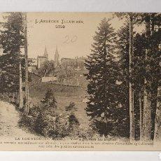 Postales: LA LOUVESC/ ORIGINAL DE ÉPOCA/ SIN CIRCULAR /(D.257). Lote 261639370