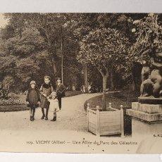 Postales: VICHY / ALLIER/ORIGINAL DE ÉPOCA/ CIRCULADA /(D.257). Lote 261639665