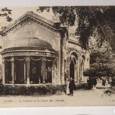 Postales: VICHY/ ORIGINAL DE ÉPOCA/ CIRCULADA /(D.257). Lote 261639745