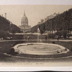 Postales: PARIS/ ORIGINAL DE ÉPOCA/ CIRCULADA /(D.257). Lote 261640090