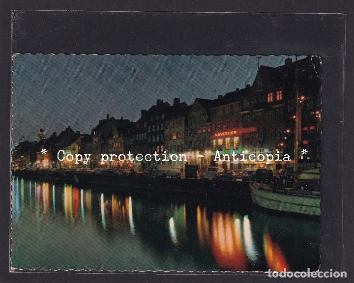 POSTAL DE DINAMARCA - COPENHAGEN - THE NYHAVN QUARTER (Postales - Postales Extranjero - Europa)