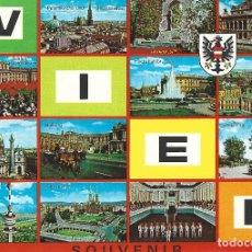 Postales: 12 POSTALES VIENA.12 FARBBILDER VON WIEN SERIE III. Lote 262065885