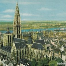 Postales: BÉLGICA. AMBERES, CATEDRAL.. Lote 262068805