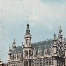 Postales: BÉLGICA. BRUSELAS, CASA DEL REY.. Lote 262068935