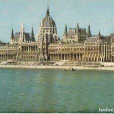 Postales: HUNGRÍA. BUDAPEST, PARLAMENTO.. Lote 262069915