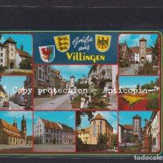 Postales: POSTAL DE ALEMANIA - 7730 VILLINGEN - SCHWENNINGEN ZÄHRINGERSTADT VILLINGEN IM SCHWARZWALD. Lote 262078540