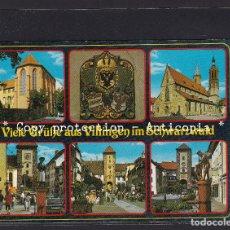 Postales: POSTAL DE ALEMANIA - 7730 VILLINGEN - SCHWENNINGEN ZÄHRINGERSTADT VILLINGEN IM SCHWARZWALD. Lote 262078690