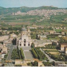 Postales: ITALIA, ASSISI, PANORÁMICA, SANTA MARIA DE LOS ANGELES - EDIZ.D.A.C.A -. Lote 262931870
