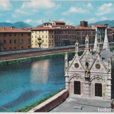 Postales: ITALIA, PISA, IGLESIA DE SANTA MARIA DELLA SPINA - ALTEROCCA Nº12380 - S/C. Lote 262932575