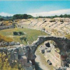 Postales: ITALIA, SIRACUSA, ANFITEATRO ROMANO - ED.MARZARI 78 - S/C. Lote 262932905