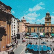Postales: ITALIA, PARMA, PIAZZA GARIBALDI - ROTALCOLOR 9813 - S/C. Lote 262934100