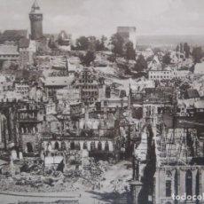 Postales: NURNBERG UM 1945. Lote 263068605