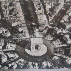 Postales: PARIS - ARCO DEL TRIUNFO. Lote 263068955