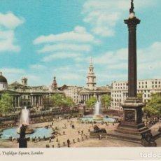 Postales: LONDRES. GRAN BRETAÑA. NELSON'S COLUMN. TRAFALGAR SQUARE. Lote 263075570