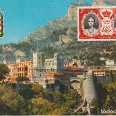 Postales: MONACO. PALACIO DEL PRINCIPE . .. SIN CIRCULAR. Lote 263079800