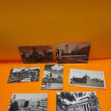 Postales: 7 ANTIGUAS POSTALES DE MADRID... Lote 264576519