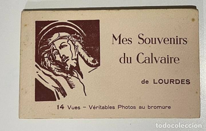 MIS RECUERDOS DEL CALVARIO DE LOURDES (Postales - Postales Extranjero - Europa)
