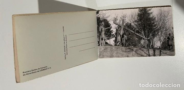 Postales: MIS RECUERDOS DEL CALVARIO DE LOURDES - Foto 2 - 266605003