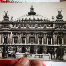 Postales: POSTAL PARIS THEATRE DE L'OPERA 1964 ESCRITA Y BELLAMENTE SELLADA. Lote 268027264