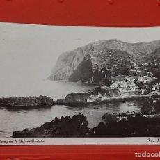 Postales: CAMARA DE LOBOS MADEIRA FOTO PERESTRELLAS 71 CIRCULADA AÑOS 50 PORTUGAL. Lote 268928084