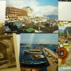 Postales: LOTE POSTALES EXTRANJERAS FRANCIA,GRECIA,SUIZA... CM. Lote 269173203