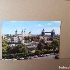 Postales: POSTAL MUY GRANDE DE LONDRES - ESCRITA. Lote 269277323