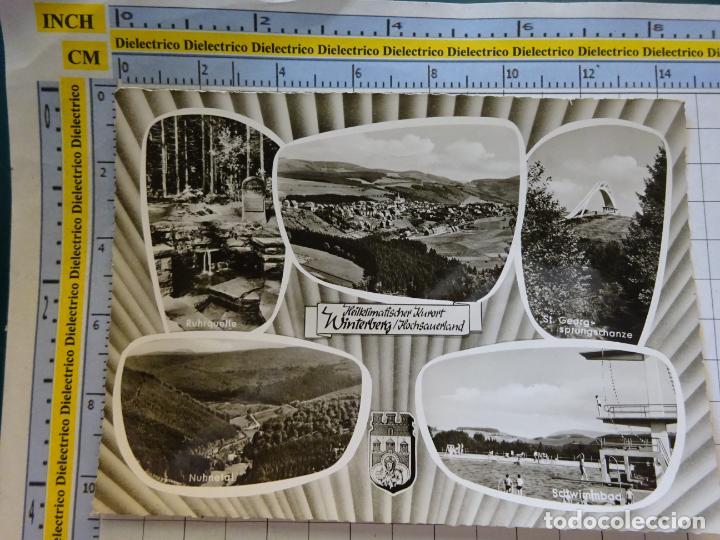 POSTAL DE AUSTRIA. WINTERBERG HOCHSAUERLAND. 389 (Postales - Postales Extranjero - Europa)