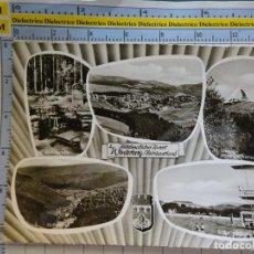 Postales: POSTAL DE AUSTRIA. WINTERBERG HOCHSAUERLAND. 389. Lote 269499288