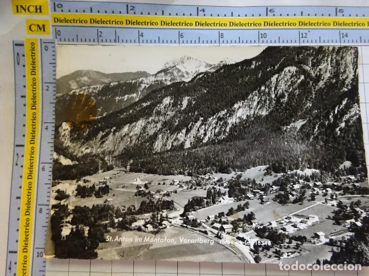 POSTAL DE AUSTRIA. ST ANTON IM MONTAFON VORARLBERG. 392 (Postales - Postales Extranjero - Europa)