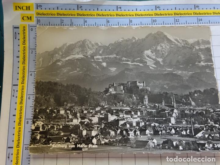 POSTAL DE AUSTRIA. SALZBURGO VON MARIA PLAIN. 394 (Postales - Postales Extranjero - Europa)