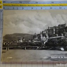 Postales: POSTAL DE AUSTRIA. SALZBURGO AN DER SALZACH. 395. Lote 269499408