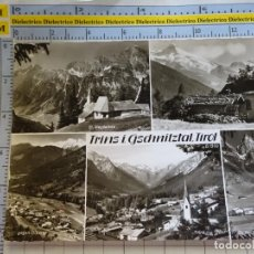 Postales: POSTAL DE AUSTRIA. TIROL TRINS I. GSCHNITZTAL. 399. Lote 269499593
