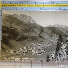 Postales: POSTAL DE AUSTRIA. ZÜRS OMESHORN MOHNENFLUH. 400. Lote 269499613