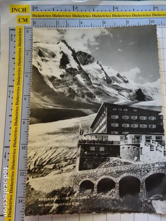 POSTAL DE AUSTRIA. GROSSGLOCKNER KAISER FRANZ JOSEPHAUS. 402 (Postales - Postales Extranjero - Europa)