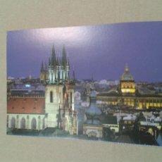 Postales: POSTAL PRAGA. NUEVA. Lote 270378128