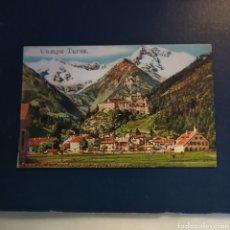 Postales: POSTAL CAMPO TURES (ITALIA) SIN CIRCULAR (AÑOS 60). Lote 270395768
