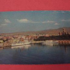 Postales: POSTAL SIN CIRCULAR DE PUERTO MALAGA LOTE 40. Lote 271537143